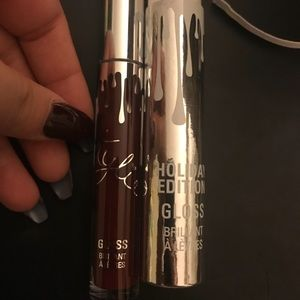 Kylie Holiday Gloss